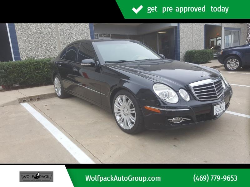 Mercedes-Benz E350 4MATIC 2008 price $6,349