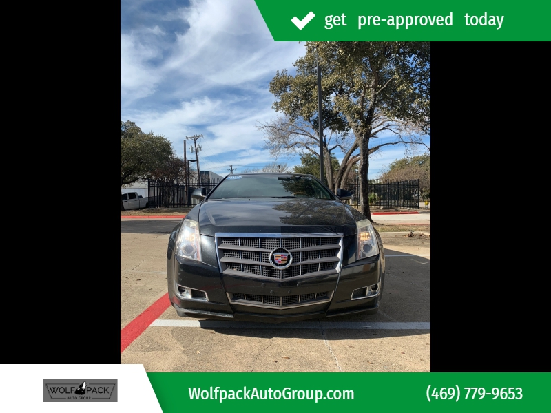 Cadillac CTS Coupe 2011 price $7,999