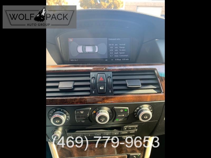 BMW 5-Series 2008 price $5,537