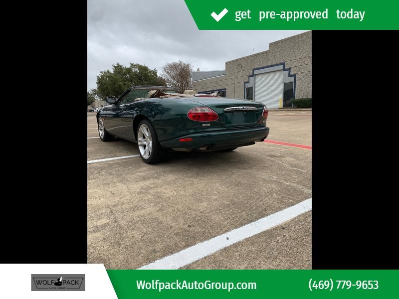Jaguar XK8 2004 price $7,900