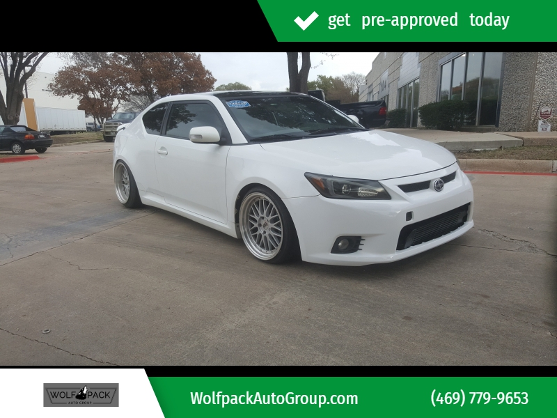 Scion tC 2012 price $9,600