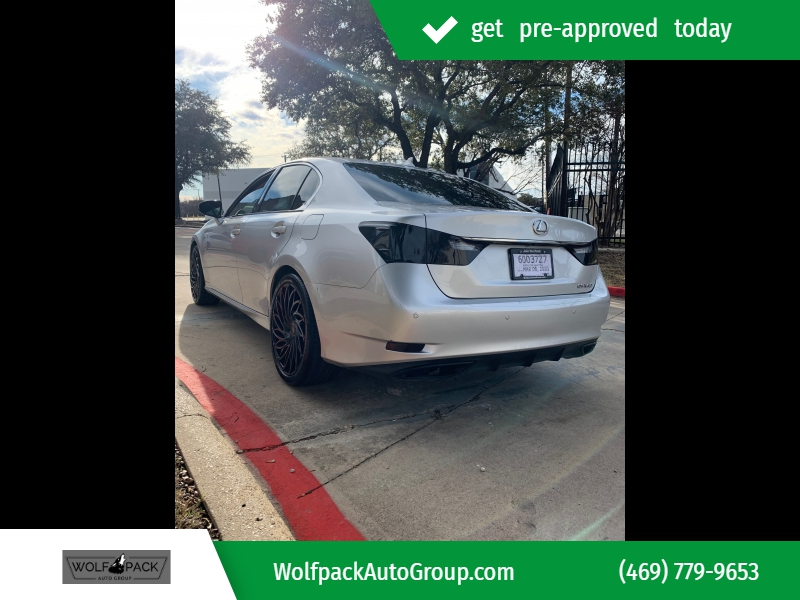 Lexus GS 350 2013 price $14,791