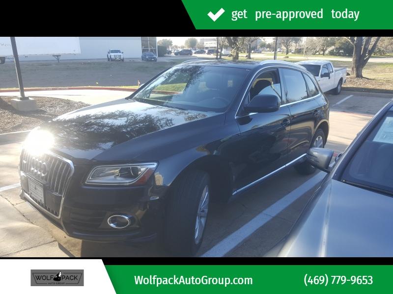 Audi Q5 2014 price $14,698