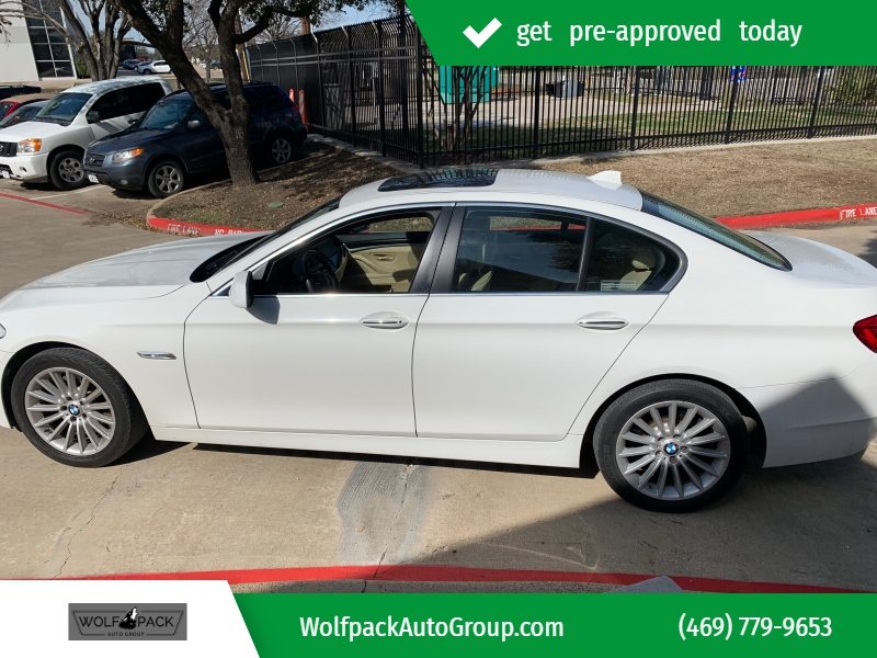 BMW 5-Series 2012 price $12,885