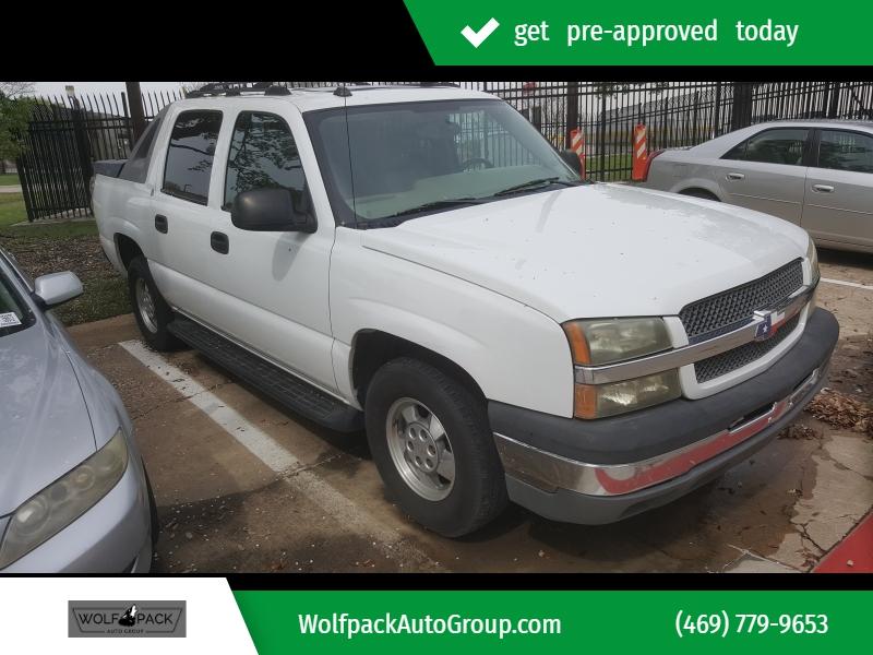 Chevrolet Avalanche 2004 price $10,200