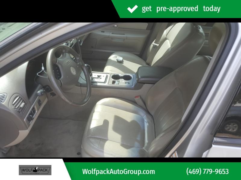 Lincoln LS 2004 price $4,100
